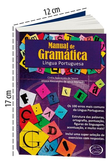 Manual De Gramatica 384pgs Vale Das Letras