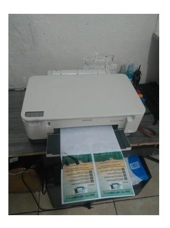 Impressora Epson T 42 Wd Com Bulk E Com Tinta Sublimatica
