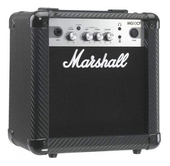 Amplificador Marshall Mg Series Mg10cf 10w