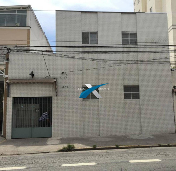 Galpão À Venda Ou Locação, 730 M² - Ipiranga - São Paulo/sp - Ga0048
