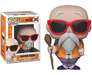 Figura Funko Pop Dragon Ball Z S4 - Master Roshi W/ Staff 38