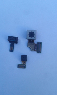 Camera Traseira Frontal Sensor Flex Galaxys4 Active Gt-i9295