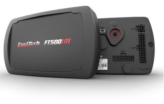 Injeção Ignição Eletrônica Programável Fuel Tech Ft 500 Lite