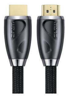 Minc 4k Hdr Cable Hdmi De 25 Pies - Hdmi 2.0 Admite 4k 60hz (dolby Vision Hdr10 Hdcp 2.2) - Visualización Óptima Para Ap