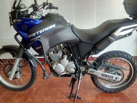 Yamaha Xtz 250 Tenere Blueflex 2018/2019