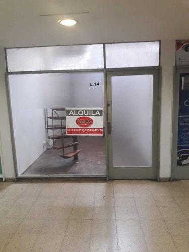 Imagen 1 de 6 de Oficina/local En Alquiler Sobre Dean Funes 381
