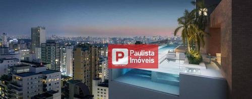 Apartamento Com 3 Dormitórios À Venda, 156 M²  - Paraíso - São Paulo/sp - Ap30565