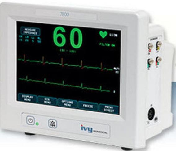 Monitor De Signos Vitales. Compatible Con Tomografos