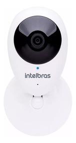 Câmera Ip Intelbras Ic3 Mibo Wifi Hd 720p Micro-sd