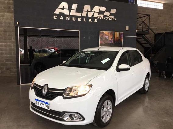 Renault Nuevo Logan Privilege 1.6 Mod 2019 0km Patentado!!!
