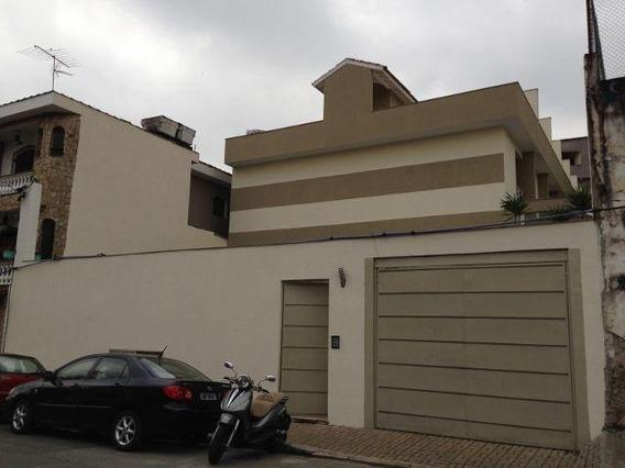 Sobrado Residencial À Venda, Vila Formosa, São Paulo. - So0998