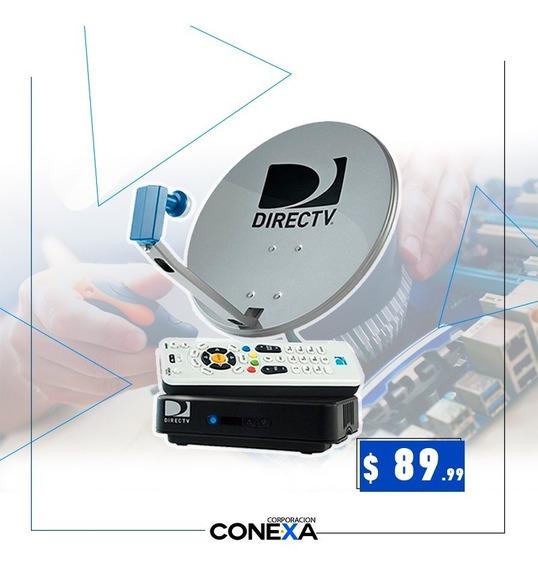 Decodificador Directv Kit Sd Tiendaf Promocion Conexa
