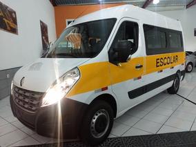 Renault Master Escolar 2019 0 Km Branca A Faturar Completa