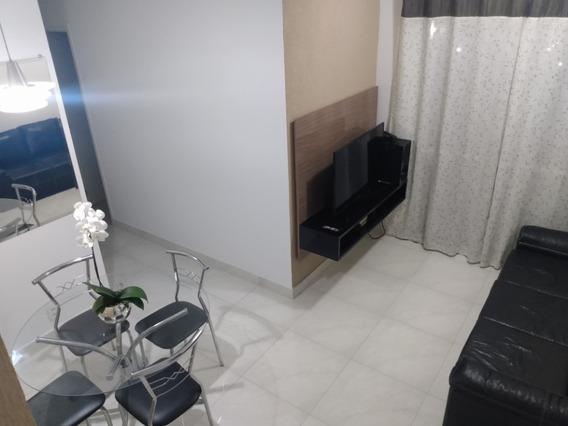 Apartamento 49m² Com 2 Dormitórios 1 Vaga