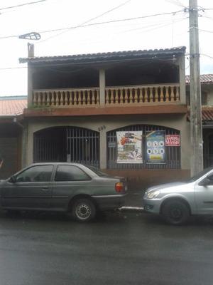 Sobrado Residencial À Venda, Conjunto Residencial Trinta E Um De Março, São José Dos Campos. - So0056