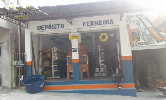 Casa Residencial À Venda, Parque Piratininga, Itaquaquecetuba. - Ca0072