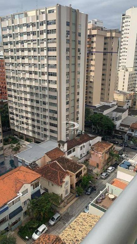 Apartamento Com 2 Dormitórios À Venda, 70 M² Por R$ 900.000,00 - Icaraí - Niterói/rj - Ap0369