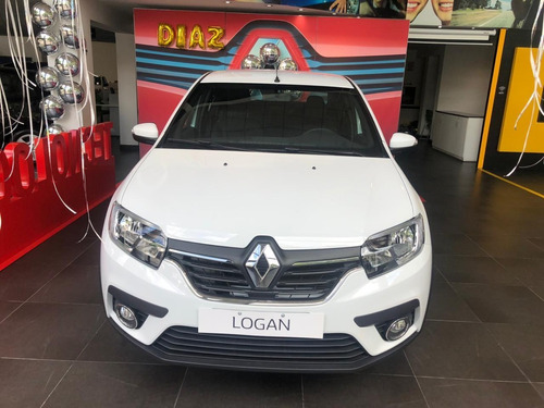 Renault Logan Life 1.6  2021  75-25 Cuotas Fijas    #rp