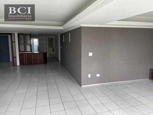 Apartamento À Venda, 152 M² Por R$ 730.000,00 - Espinheiro - Recife/pe - Ap10730