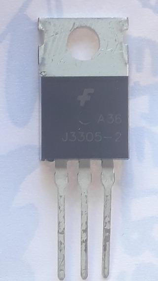 Trânsitor J3305 - 2 Mje13005 E13005 J3305 Fjp3305 Envio 12,0