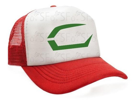 Gorra Trucker Ash Ketchum Pokémon Go