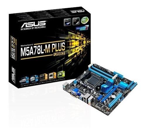 Kit Gamer Octa Core Fx 8300 + Asus M5a78m-usb 3.0