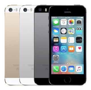 Apple iPhone 5s 16gb 4g Rfb 100% Original A1457