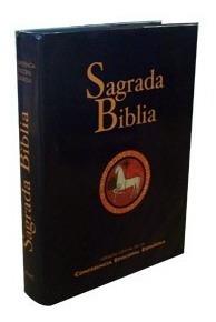 Sagrada Biblia Conferencia Episc. Española Bac +envio Gratis