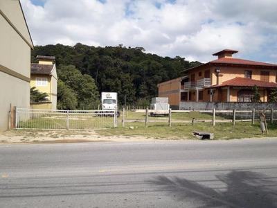Terreno À Venda, Centro, Guabiruba. - Te0070