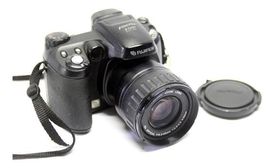 Câmera Fotográfica Finepix S5200 Fujifilm 10x Óptico 20055