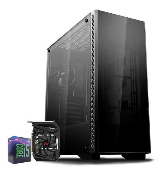 Computador Gamer Intel I5-9400f Rtx 2060 6gb 8gb 1tb Ssd 120