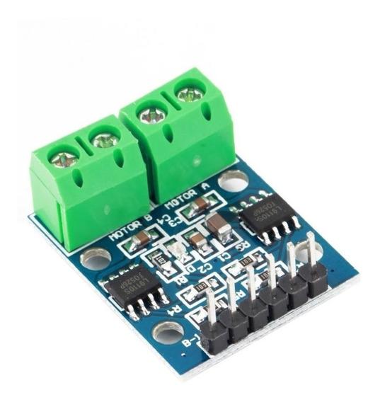 Puente H Driver Motor A Pasos L9110s Arduino