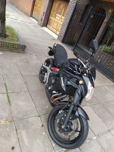 Kawasaki Er6n 650