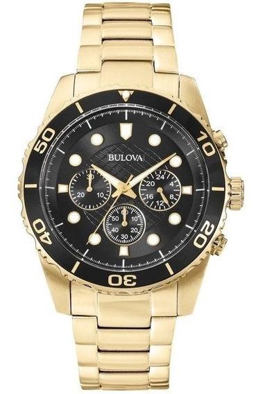 Relógio Bulova Masculino Ref: Wb31989u Original