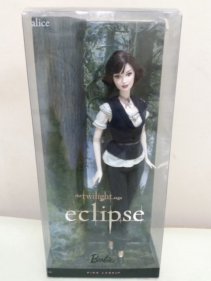 Barbie Collector - Saga Crepúsculo - Eclipse - Alice