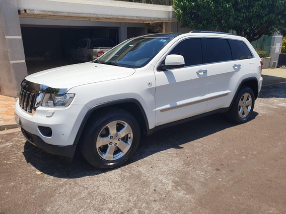 Grand Cherokee Limited 3.0 4x4 Turbo Diesel 2013