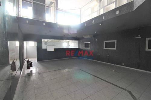 Imagem 1 de 12 de Sala Comercial 150 M² Total Para Locação Na Vila Augusta! - Sa0035
