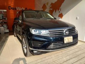 Volkswagen Touareg 3.0 V6 Tdi At Azul Noche 2017