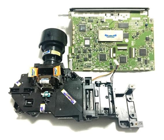 Prisma + Bloco Optico + Lógica Projetor Epson S5+ H252 - Ler