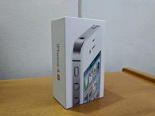 iPhone 4s 16gb Blanco Remato Forros Gratis