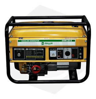 Grupo Electrogeno Gnw 28 E Arranque Electrico 2.8kva 6.5hp