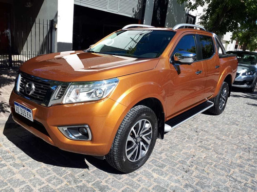 Nissan Frontier Le Automática 4x4