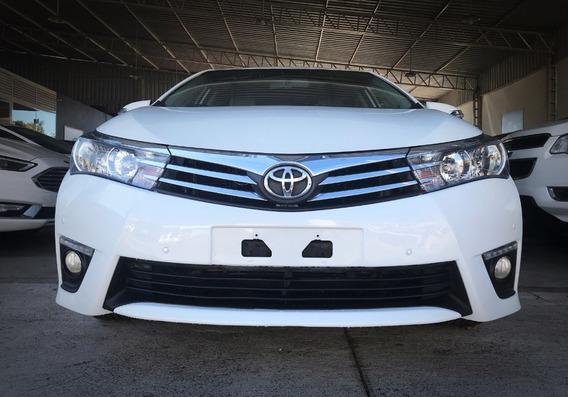 Toyota Corolla Xei 16v Flex Aut. 2.0. Branco 2016/17