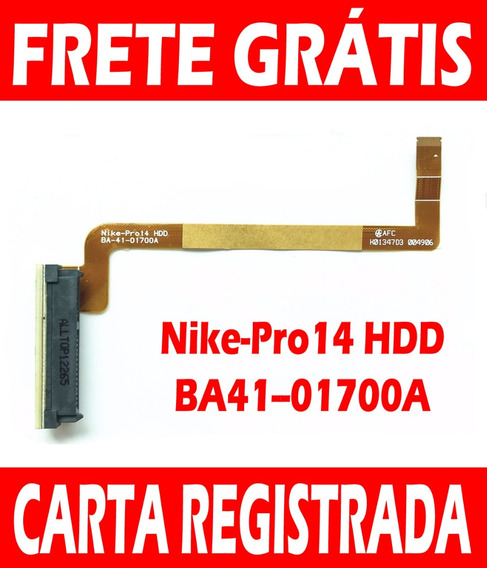 Cabo Conector Sata Hd Ssd Notebook Samsung Hdd Ba41-01700a