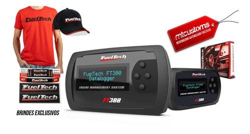 Fueltech Ft300 Com Chicote - 12x Sem Juros + Kit Brindes