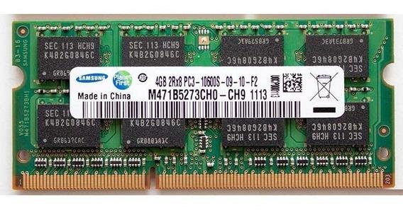 Memoria 4gb Ddr3 1333mhz Samsung 1.5v All In One Nueva Envio