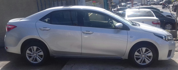Toyota Corolla Gli 1.8 Aut. 2015 Flex