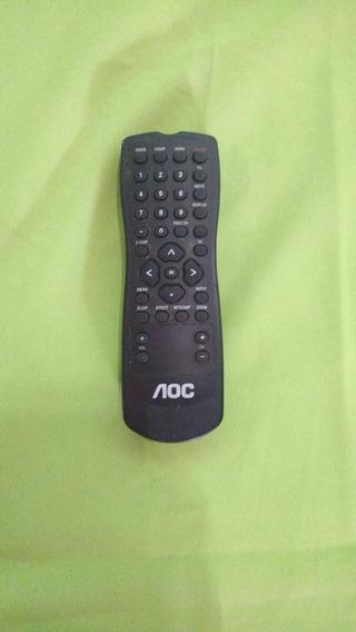 Controle Remoto Original Aoc L32w431b