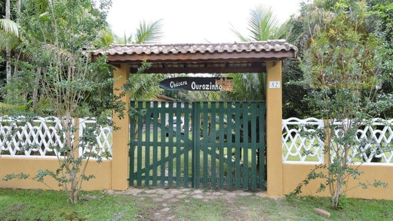 Chácara Com 2 Dormitórios À Venda, 3000 M² Por R$ 380.000 - Cidade Nova Peruibe - Peruíbe/sp - Ch0016