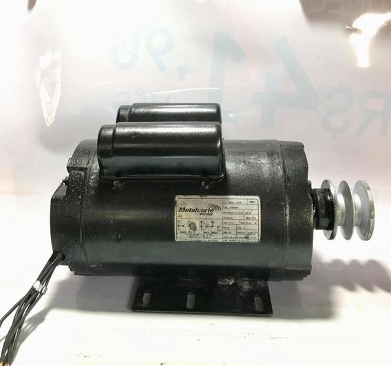 Motor Monofásico Mod 10j56 Rpm 1730 (metalcorte)